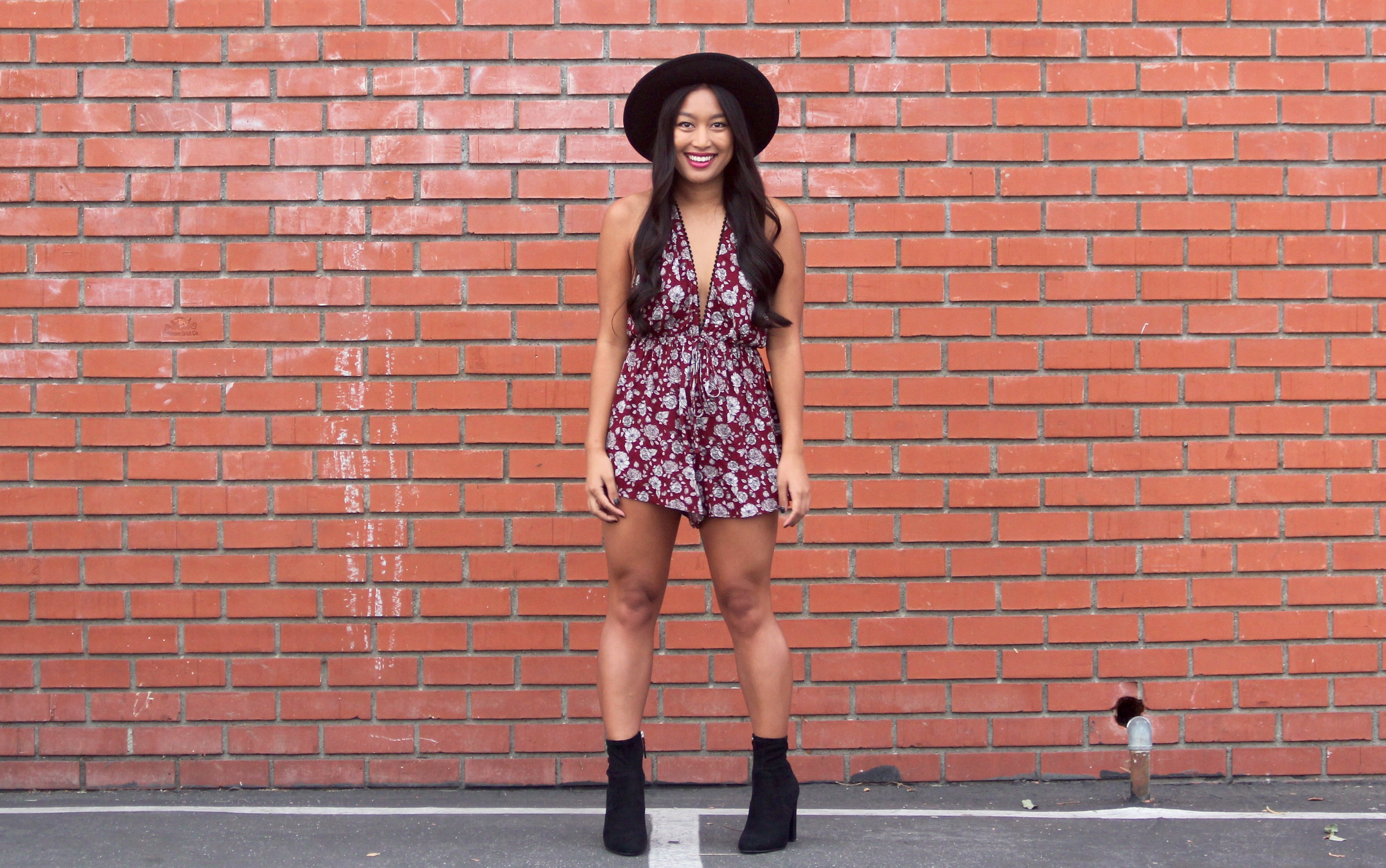b10c90b04c4 How I Style My Favorite Fall Rompers