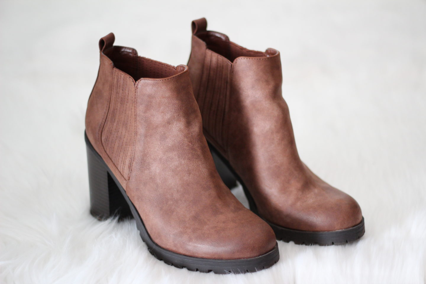 Target Sam and Libby Boots - Chelsea de Castro - Fall and Winter Booties