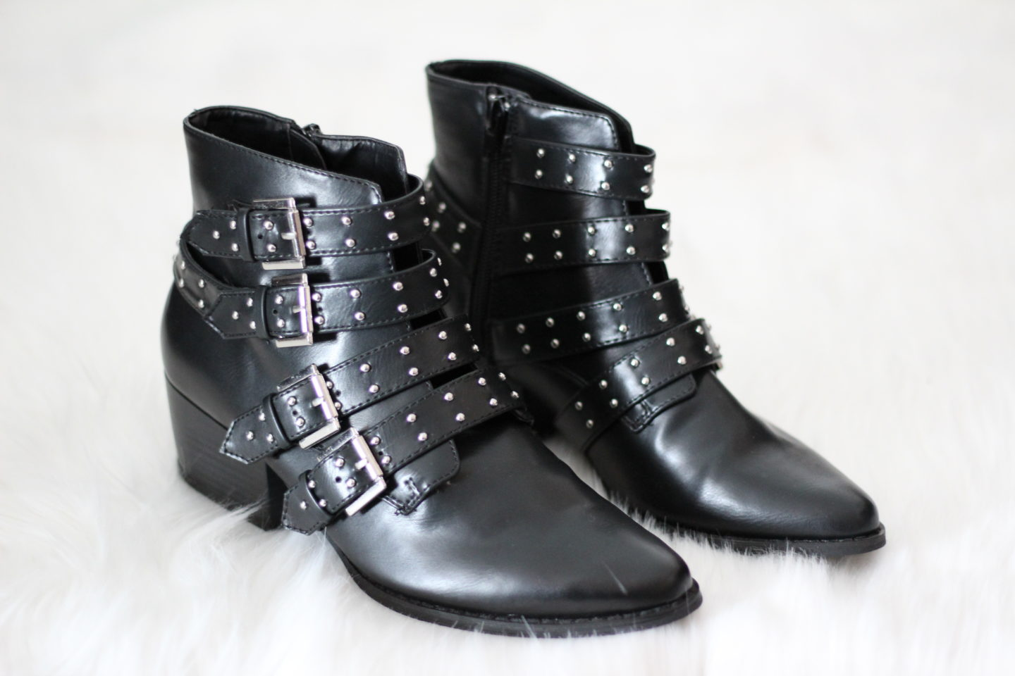 Forever 21 Boots - Chelsea de Castro - Fall and Winter Booties