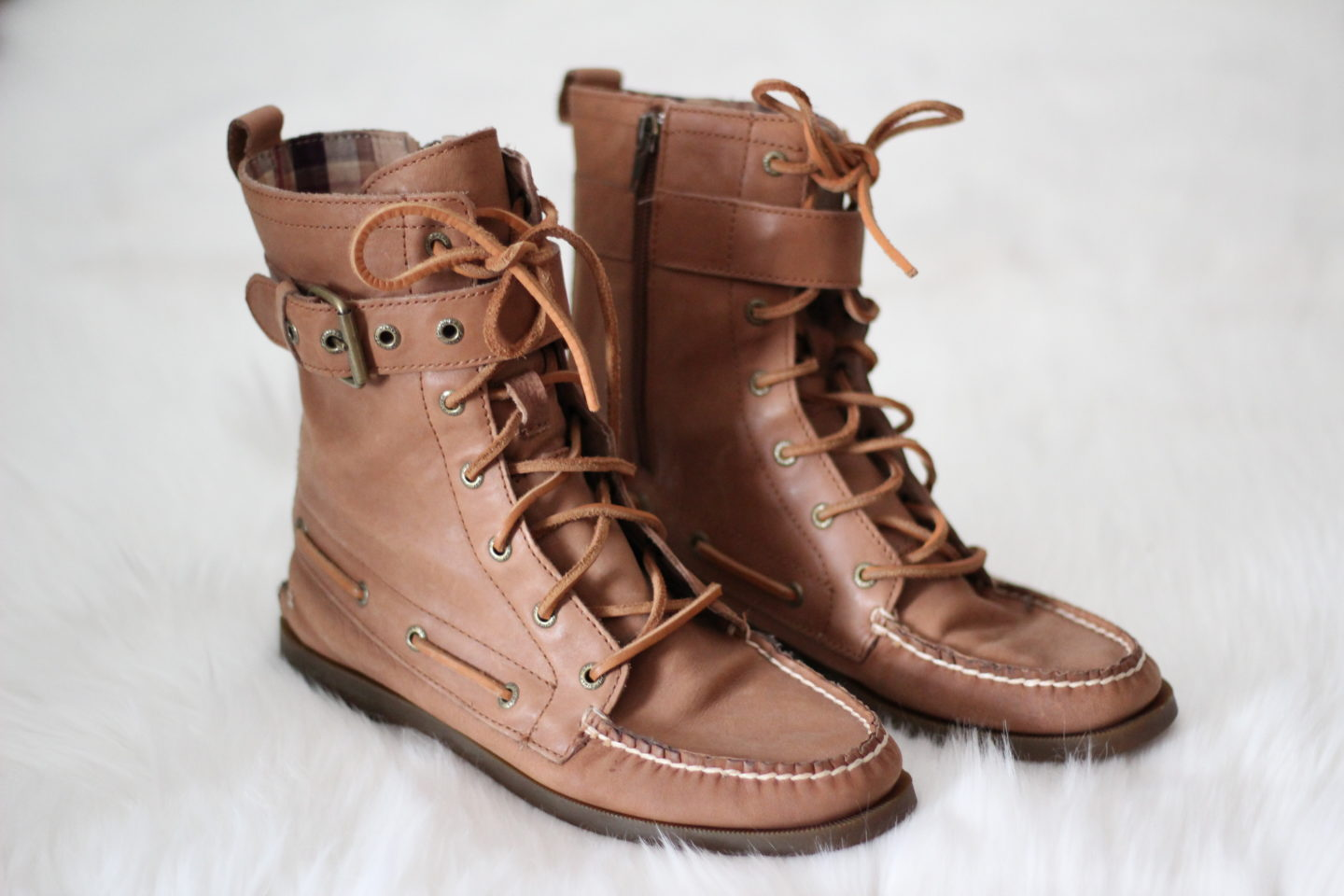 Sperry Boots - Chelsea de Castro - Fall and Winter Booties