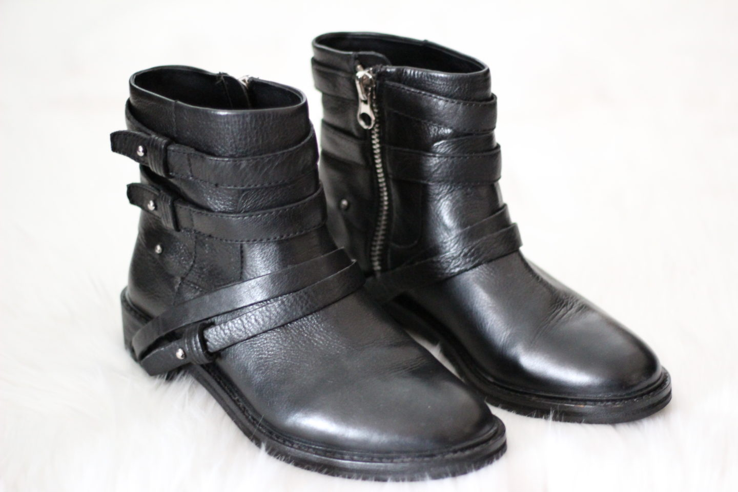 Dolce Vita Boots - Chelsea de Castro - Fall and Winter Booties