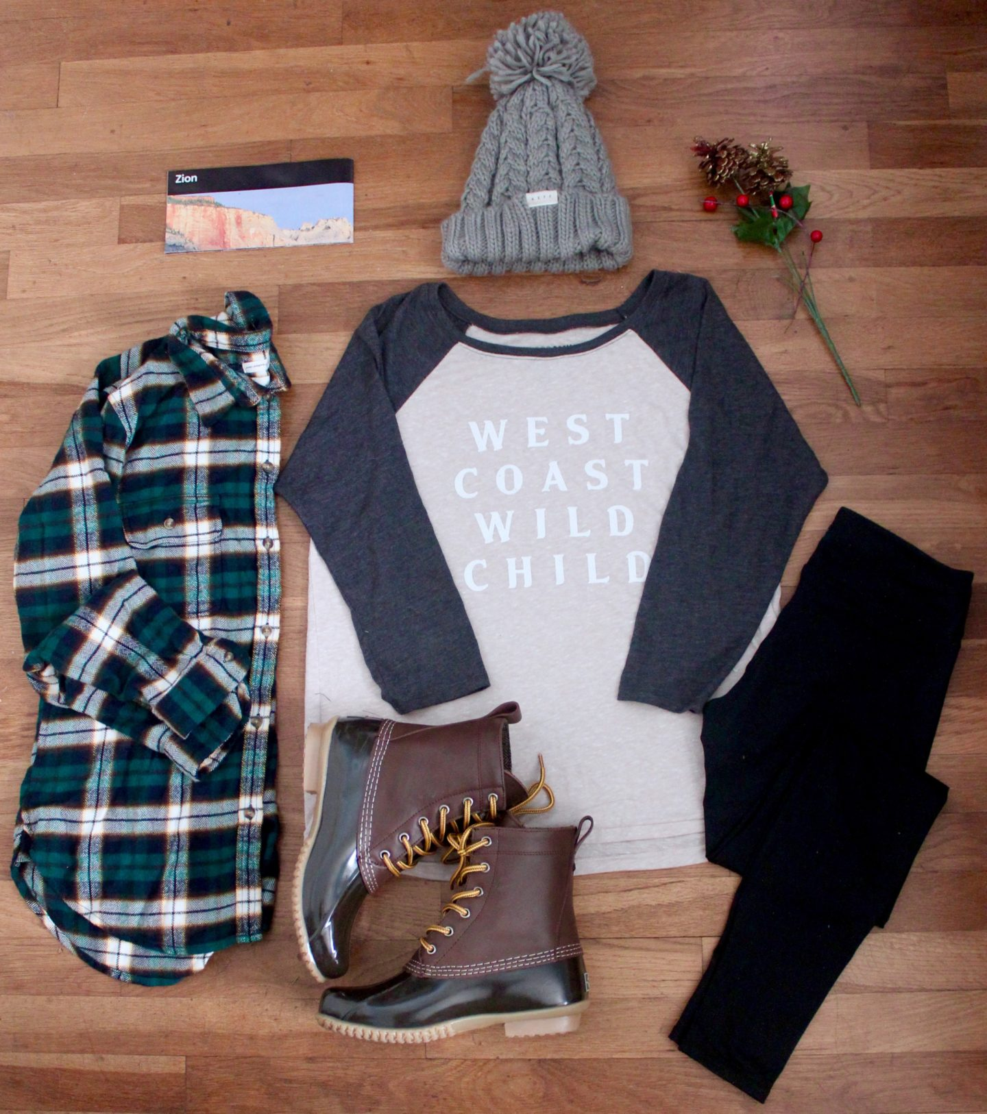 What I Packed: Cold Weather Outfits - Chelsea de Castro