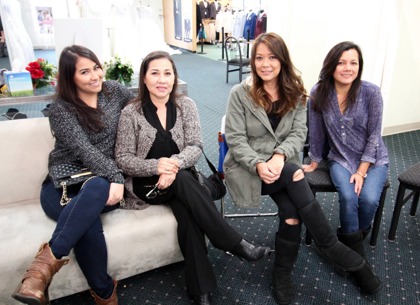 Bridesmaid Dress Shopping - Chelsea de Castro