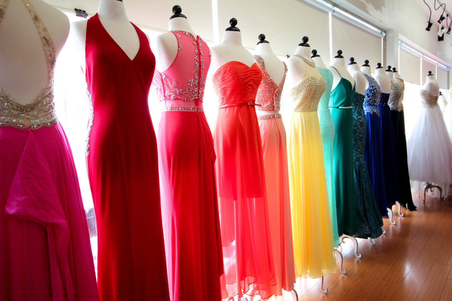 27968c1ea0d4 ... Bridesmaid Dress Shopping - Chelsea de Castro ...